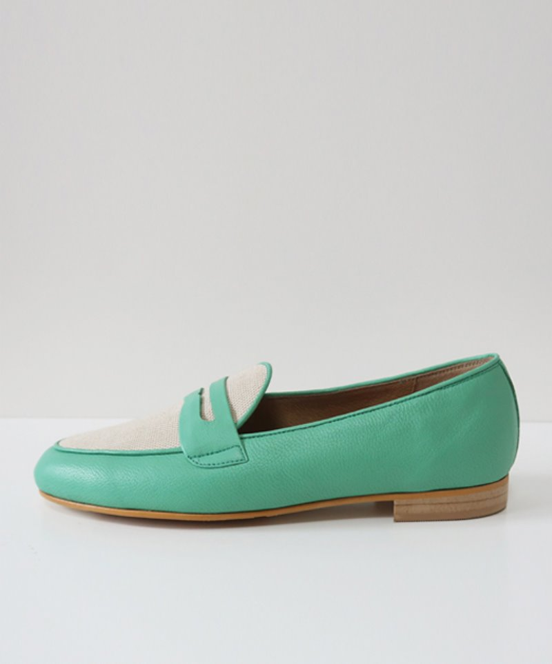 NO. Anne Penny Loafer_MINT